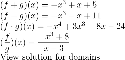 Solutions to Precalculus (9780078802737), Pg  61 :: Free