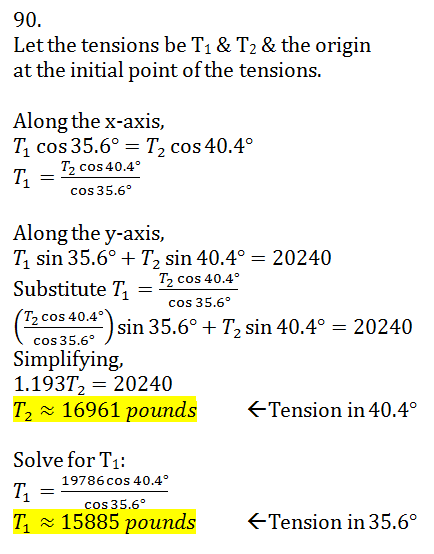 Solutions To Precalculus With Limits 9781133962885 Pg 429 Ex