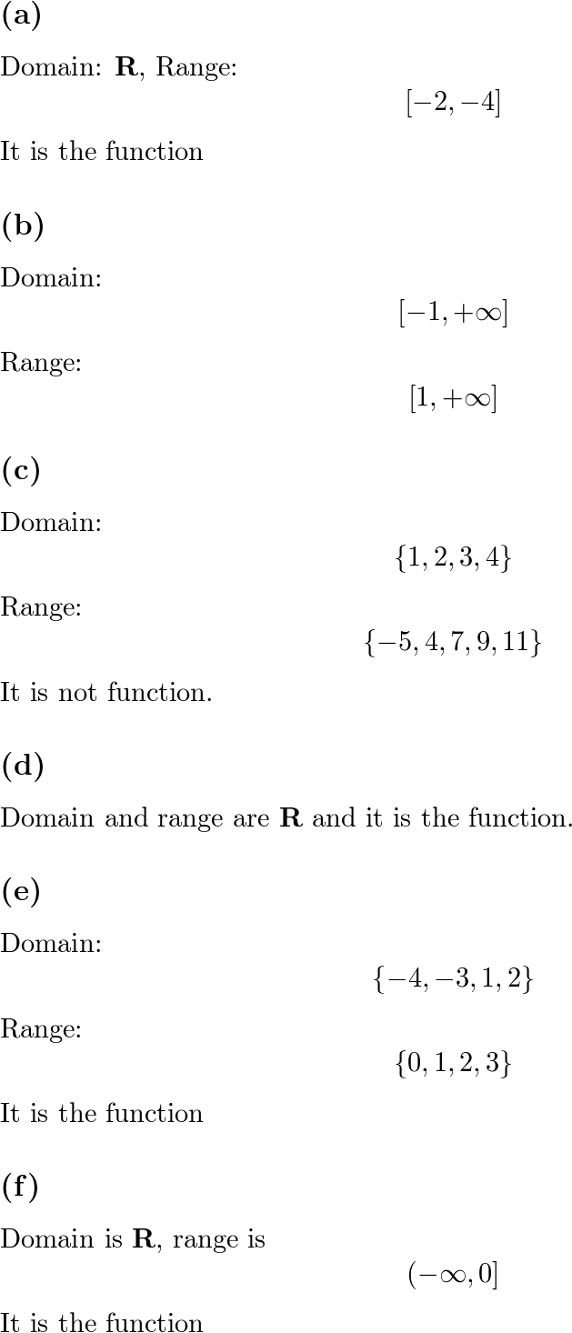 Solutions to Nelson Advanced Functions 12 (9780176678326), Pg  11