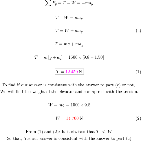 Solutions to College Physics Enhanced (9780495113690), Pg  111, Ex