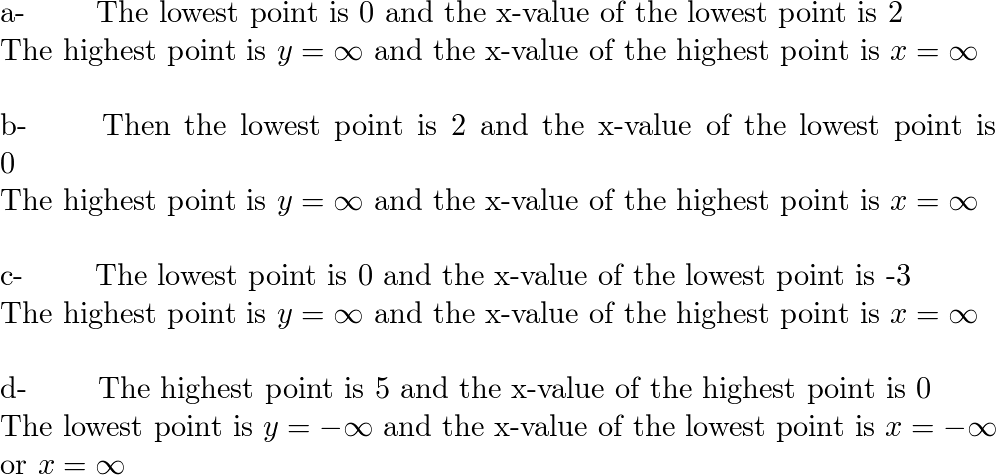Solutions to Core Connections Algebra 2 (Volume 1