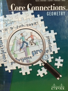 Solutions to Core Connections Geometry (9781603281089), Pg ...