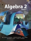 Algebra 2 Textbooks :: Free Homework Help and Answers :: Slader
