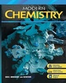 Solutions to Modern Chemistry (9780030367861) :: Free