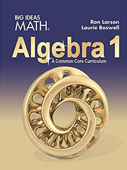 Solutions to Algebra 1: A Common Core Curriculum